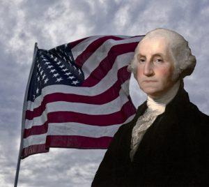 President's Day Flag